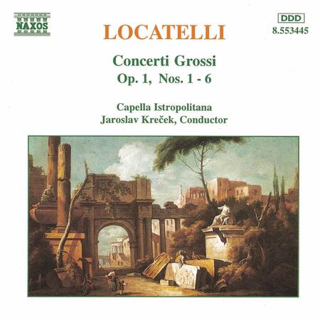 Concerti Grossi Op. 1 Nos. 1-6