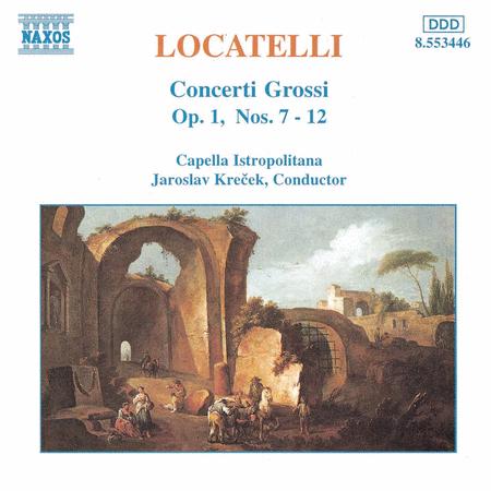 Concerti Grossi Op. 1 Nos. 7-12