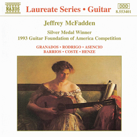 Guitar Recital By Jeffery Mcfa