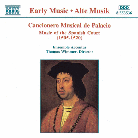 Cancionero Musical De Pallacio