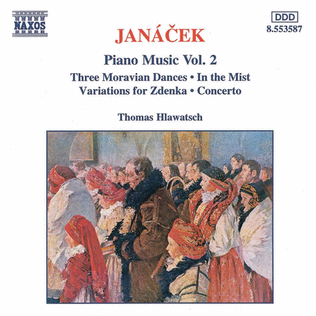 Piano Music Vol. 2