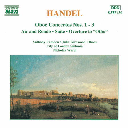 Oboe Concertos Nos. 1-3