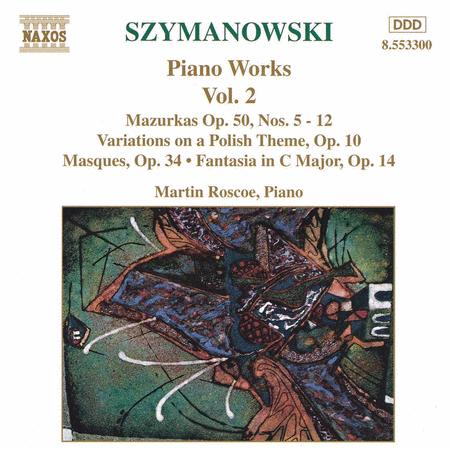 Piano Music Vol. 2