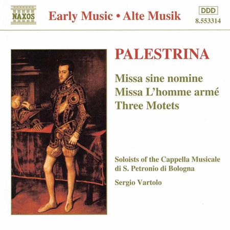 Missa Sine Nomine / Missa L'Homm