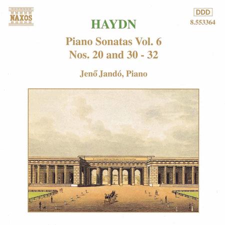 Piano Sonatas Vol. 6