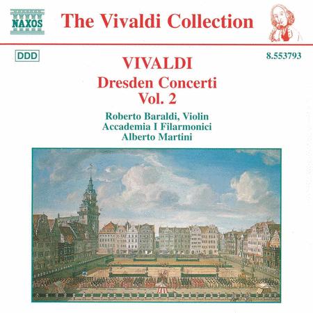 Dresden Concertos Vol. 2