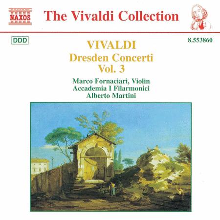 Dresden Concertos Vol. 3