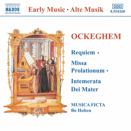 Requiem / Missa Prolationum