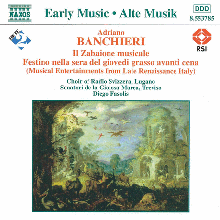 Late Renaissance Music