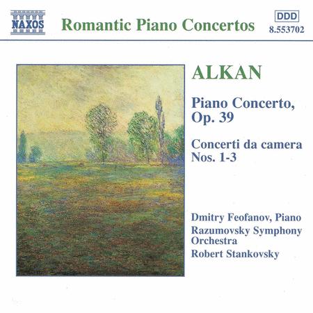 Piano Concerto Op. 39