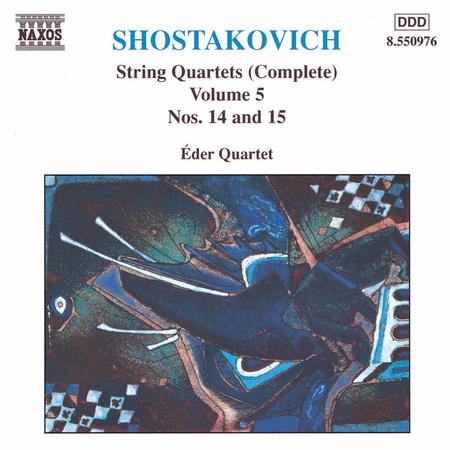 String Quartets Vol. 5