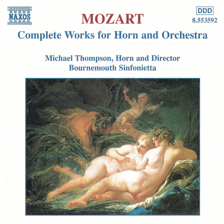 Complete Works for Horn & Orchestra