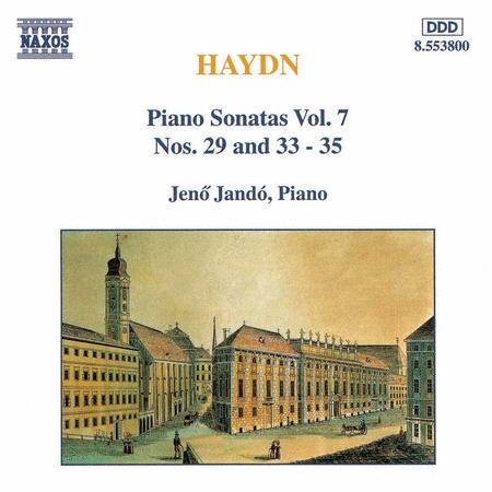Piano Sonatas Vol. 7