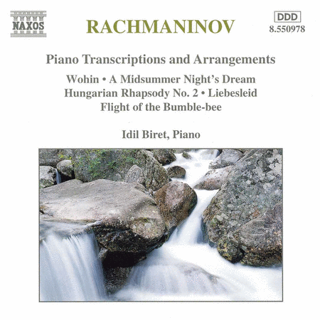 Piano Transcriptions and Arrangements