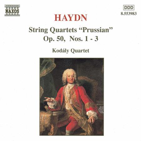 String Quartet Op. 50 Nos. 1-3