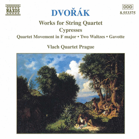 String Quartets Op. 54 & B. 12