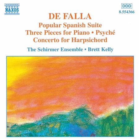Spanish Suite / Harpsichord Con.
