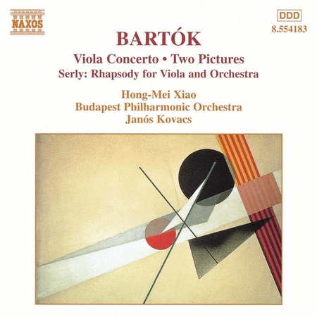 Viola Concerto / Two Pictures
