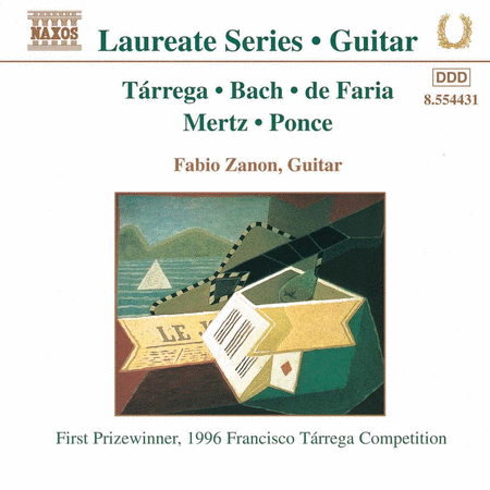 Guitar Recital By Fabio Zanon