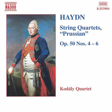 String Quartet Op. 50 Nos. 4-6