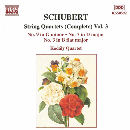 String Quartets Vol. 3