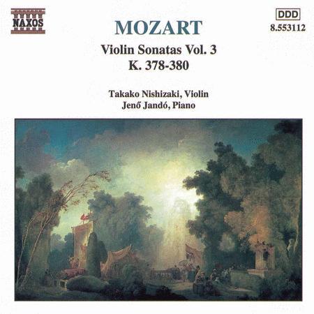 Violin Sonatas Vol. 3