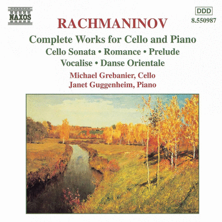 Complete Works for Cello and P