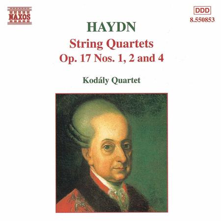 String Quartets Op. 17 Nos. 1