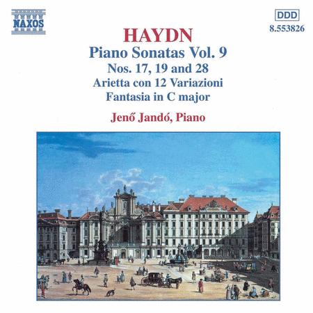 Piano Sonatas Vol. 9