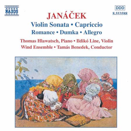 Violin Sonata / Capriccio