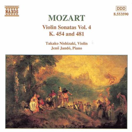 Violin Sonatas Vol. 4