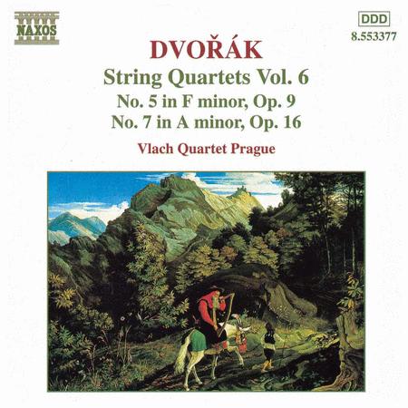 String Quartets Opp. 9 & 16