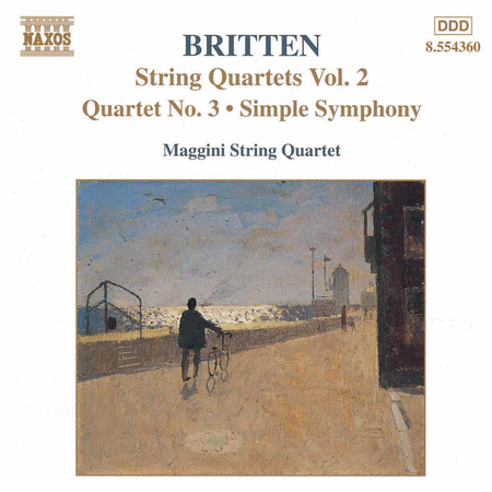 String Quartets No. 3 / Simple S