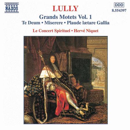 Grand Motets Vol. 1