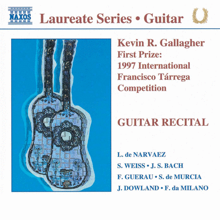 Guitar Recital By Kevin Gallag