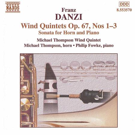 Wind Quintets Op. 67
