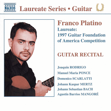 Guitar Recital By Franco Plati