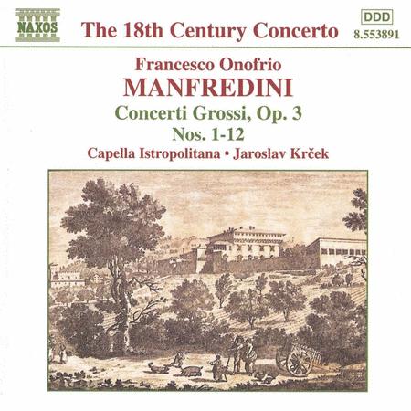 Concerti Grossi Vol. 1