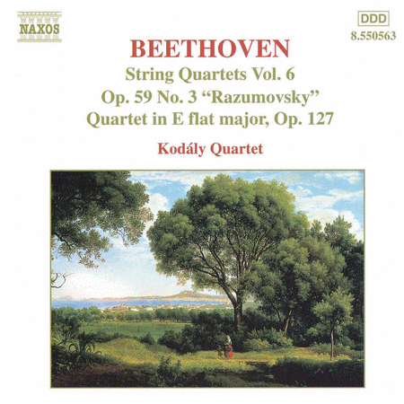 String Quartets Vol. 6
