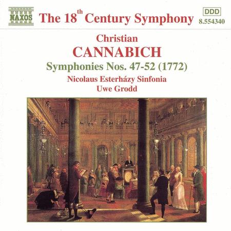 Symphonies Nos. 47-52