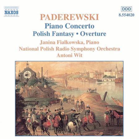 Piano Concerto / Polish Fantasy