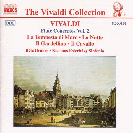 Flute Concertos Vol. 2