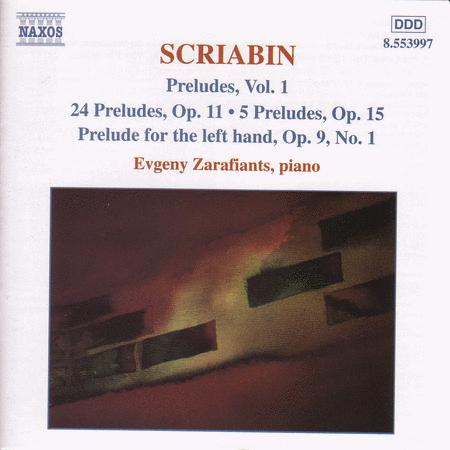 Preludes Vol. 1