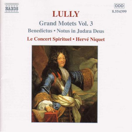 Grand Motets Vol. 3