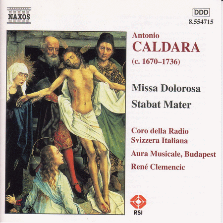 Missa Dolorosa / Stabat Mater