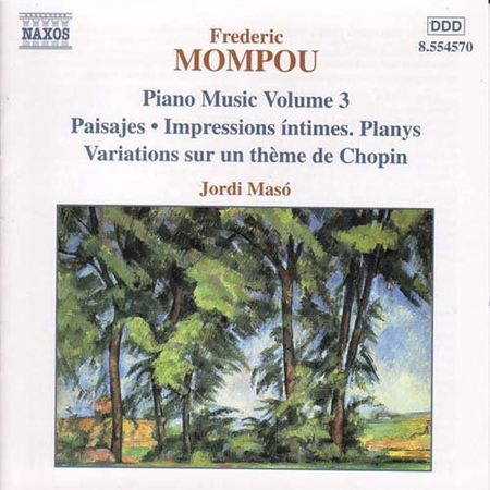 Piano Music Vol. 3