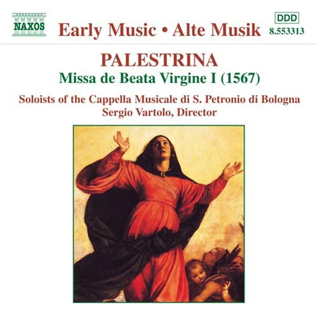 Missa De Beata Virgine I