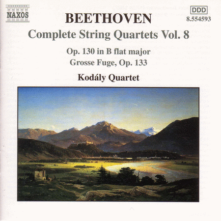 String Quartets Vol. 8