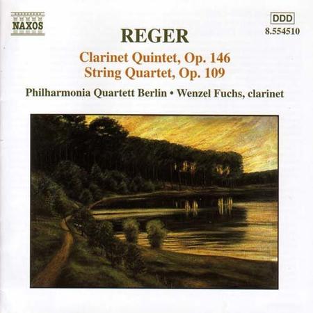 Clarinet Quintet / String Quartet