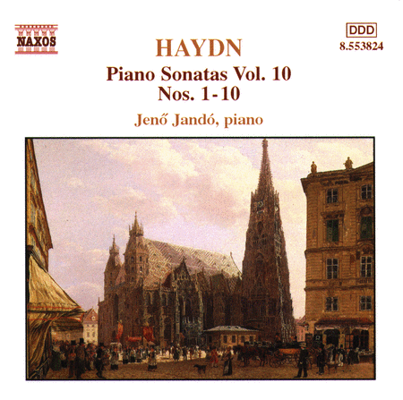 Piano Sonatas Vol. 10